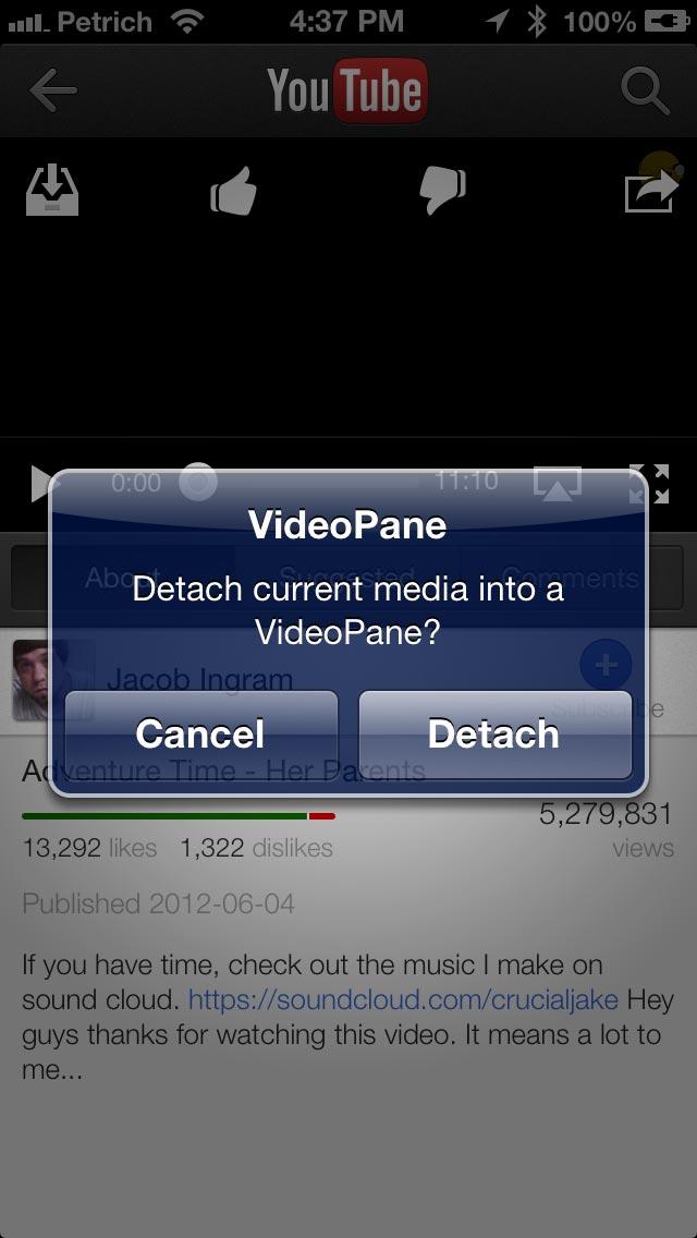 VideoPane